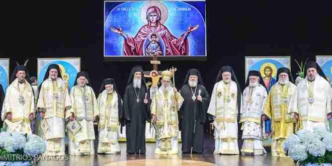 Hierarchical Divine Liturgy 43rd Biennial Clergy-Laity Congress
