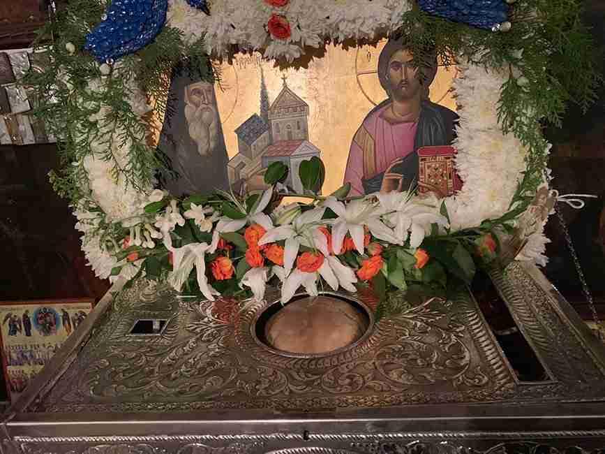 Ολονύκτια Δισαρχιερατική Αγρυπνία στη μνήμη του Οσίου Ιωσήφ του  Γεροντογιάννη στην Ιερά Μονή Καψά Σητείας – Ιερά ...